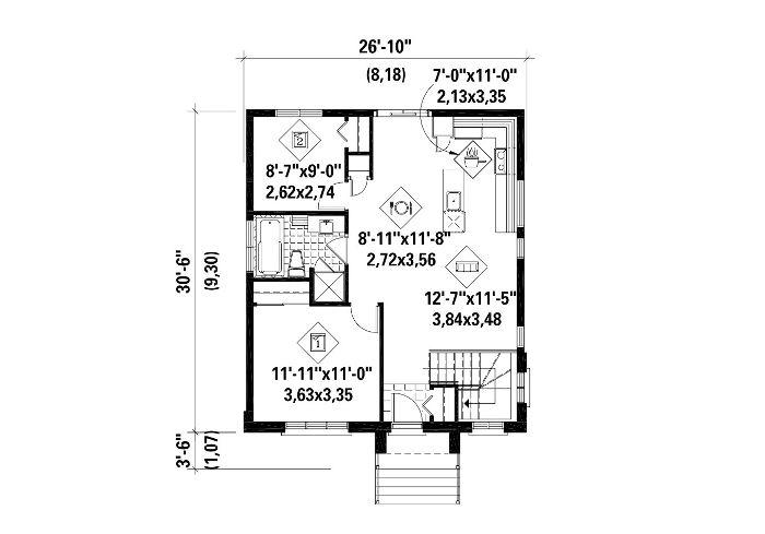 Plan De Maison Algerien Gratuit besides Jardin Ch etre in addition Plan De Maison 1 Etage 3 Chambres furthermore Ideal2 furthermore Loacad 001. on plan de maison deux etages avec garage